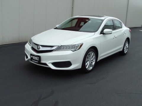 Certified Pre-Owned 2016 Acura ILX 2.4L FWD 4D Sedan