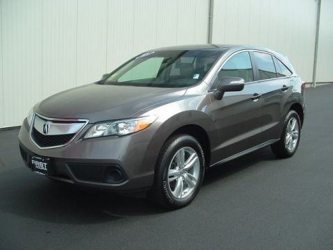 Certified Pre-Owned 2013 Acura RDX Base AWD